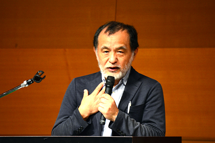 精神科医の田中哲さん講演 子どもたちに教会コミュニティーができること