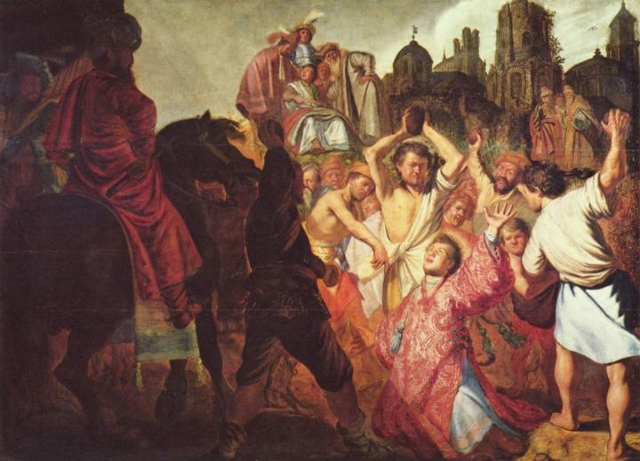 聖ステパノの殉教