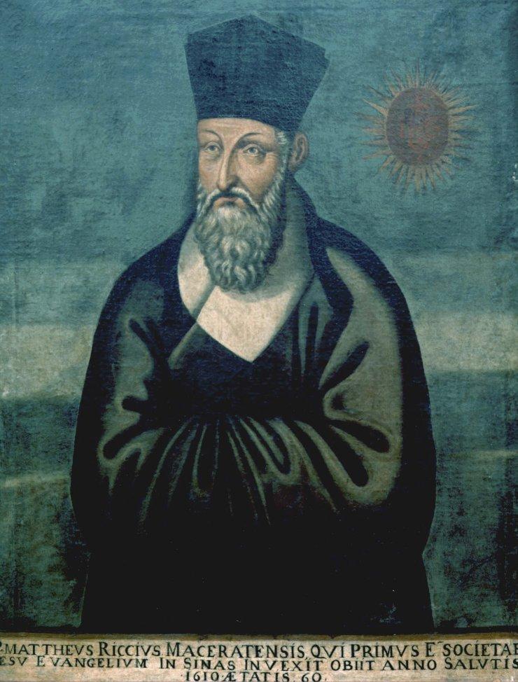 今日は何の日】1552年10月6日 マテオ・リッチの誕生日 ...